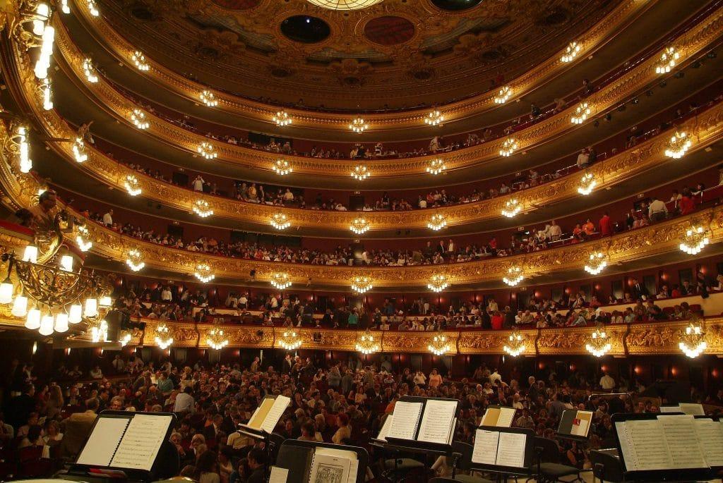 Teatro del Liceu