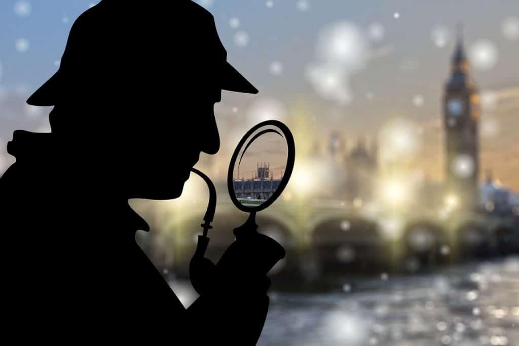 Sherlock Holmes. Preguntas frecuentes. Perfil del detective en Londres